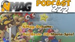 #222 - Debatte: Bestes 3D-Super-Mario-Spiel