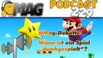 """#229 - Debatte #2: Wann ist ein Spiel """"durchgespielt""""?"""