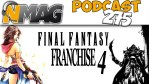 #275 Final Fantasy Franchise - Teil 4 (FF X - XII)