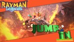 Rayman Legends - Jump in