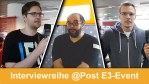 Interviewreihe auf dem Nintendo Post E3-Event