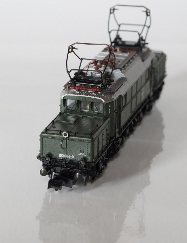 Front BR 193 von MiniTrix