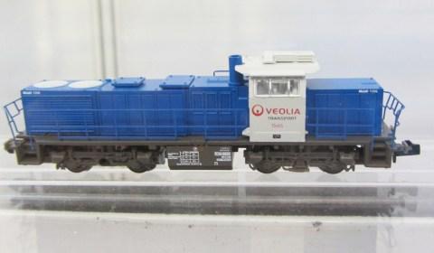 "Piko N Diesellokomotive G 1206 ""Veolia"""