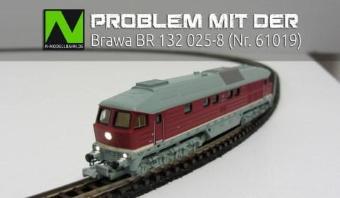 Brawa BR 132 025-8 (61019) Problem mit dem Sound