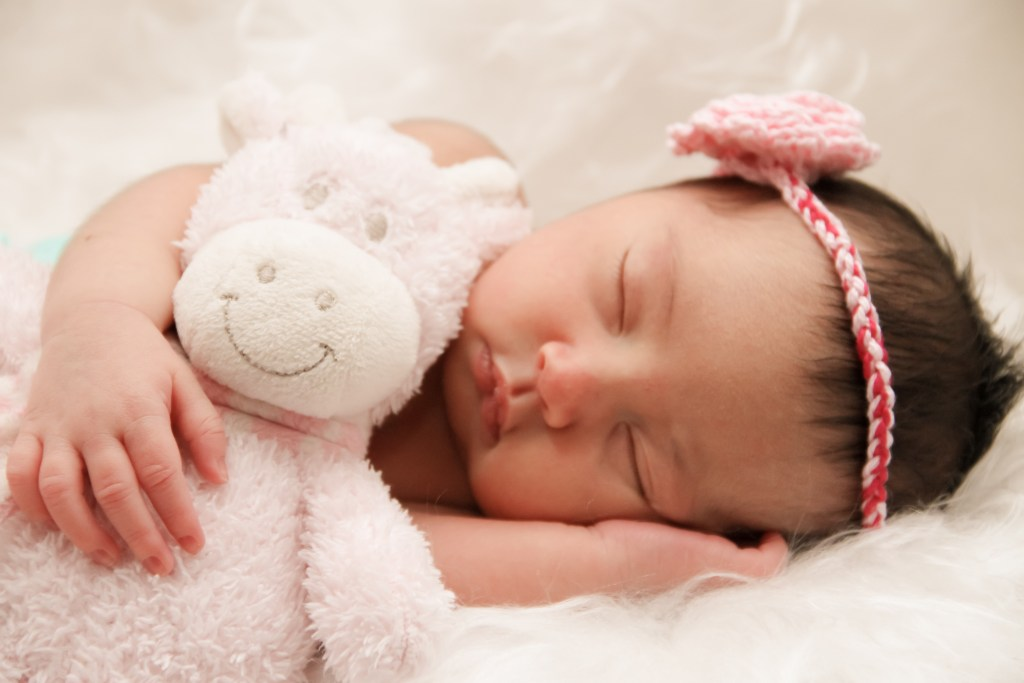 تأثير النوم الجيد على الصحة النفسية للأطفال و نمو الدماغ.