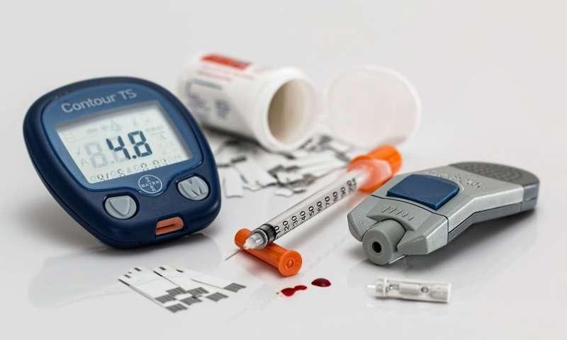 السمنة و علاقته بالإصابة بمرض السكري النوع الثاني.