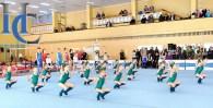 Чемпіонат України зі спортивної гімнастики у Кропивницькому. Фото Ігоря Демчука