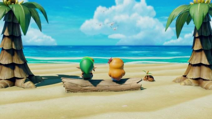 Link's Awakening ist sehr idyllisch