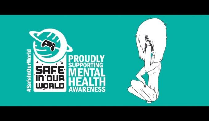 Die Wohltätigkeitsorganisation verschreibt sich ganz der Mental Health Awareness
