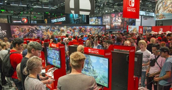 Entwickeln Tencent und Nintendo bald neue spannende Titel für die Switch?