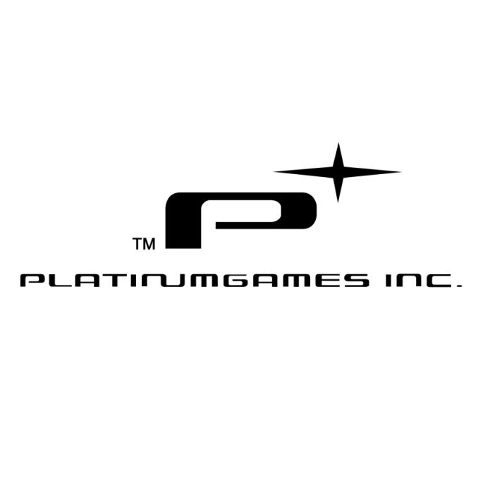 Das Foto zeigt das aktuelle Logo von PlatinumGames.