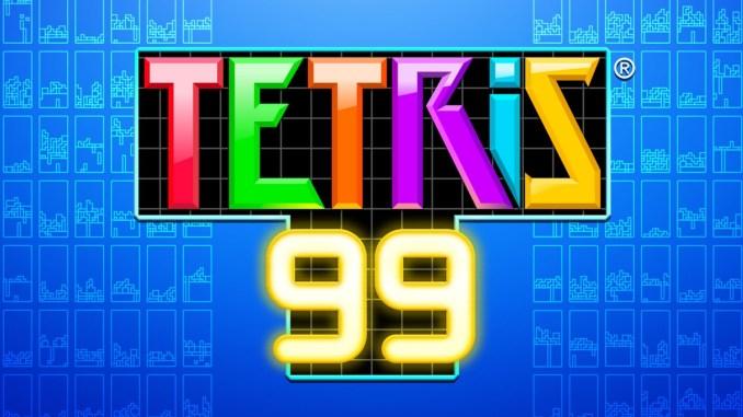 Tetris 99 Header