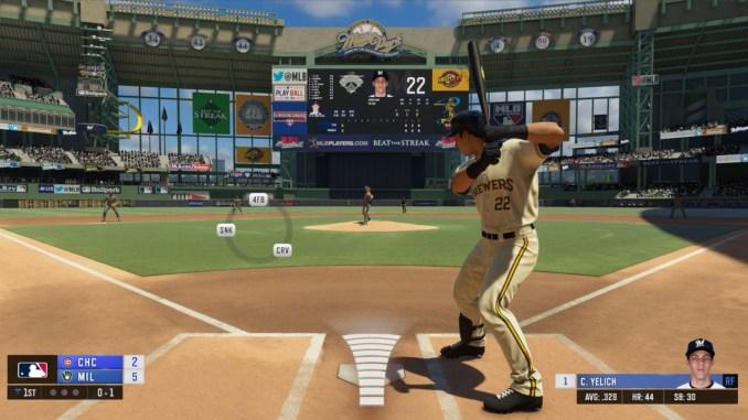 R.B.I. Baseball 20 zeigt seine neue Steuerung