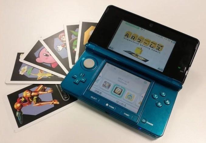 Bereits beim Nintendo 3DS gab es AR-Spiele