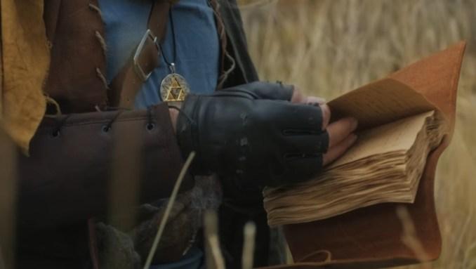 Das Bild zeigt Link im typischen Breath of the Wild-Outfit.