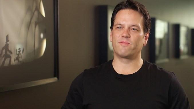 Das Bild zeigt den Leiter der Xbox-Marke Phil Spencer.