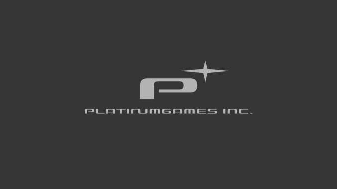 Auf dem Bild ist das offizielle Platinum Games Logo zu sehen