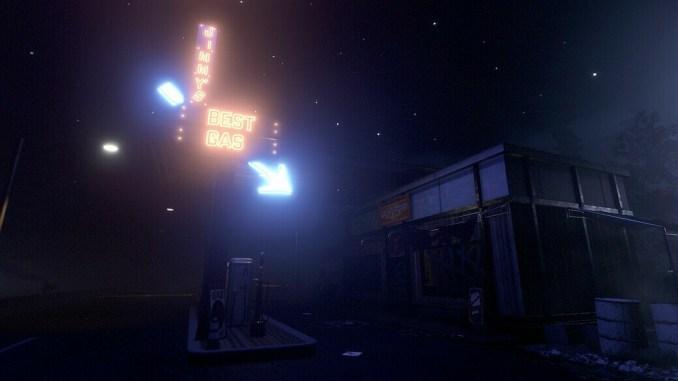 Das Spiel zeigt eine Szene aus Those Who Remain