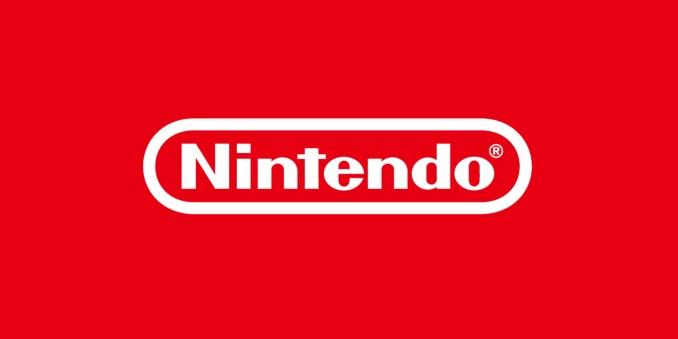 Das Bild zeigt den bekannten Nintendo-Schriftzug.