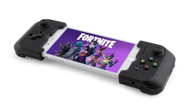 Das Bild zeigt die angeblich durch Nintendo geklaute Technik des Patenttroll Gamevice.