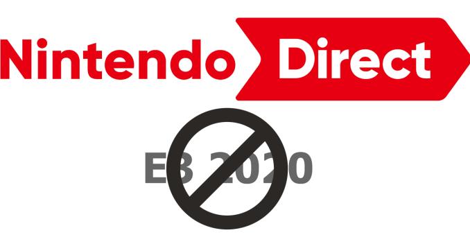 Das Bild zeigt das Gerücht, dass Nintendo auf eine Direct zur E3-Zeit verzichtet.