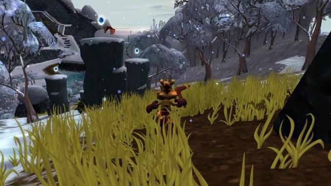 """Das Bild zeigt einen Ausschnitt aus dem Remaster von """"Ty the Tasmanian Tiger"""" für die Switch."""