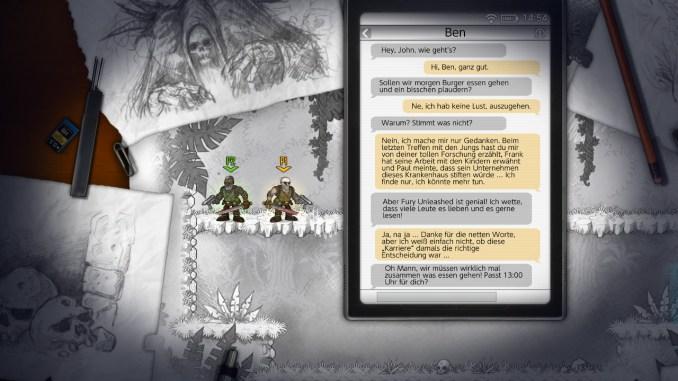 """Das Bild zeigt einen Screenshot vom allsehenden Monolithen aus """"Fury Unleashed""""."""