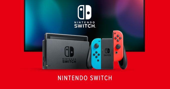 """Das Bild zeigt die Nintendo Switch zum Thema """"Nintendo Switch erreicht Rekord""""."""