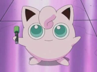 Das Bild zeigt ein Pummeluff, dieses Pokémon kehrt mit dem Rüstinsel-Pokédex zurück.