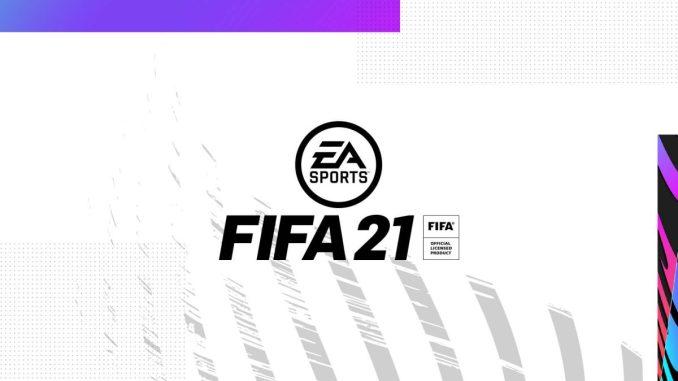 """Das Bild zeigt """"FIFA 21"""" von EA, welches eventuell auf der Nintendo Switch erscheinen könnte."""