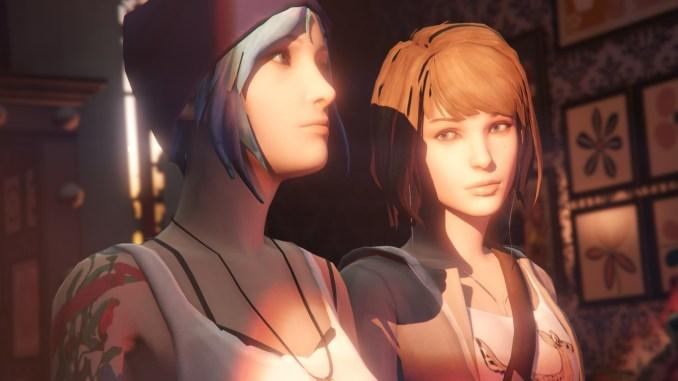 Das Bild zeigt Charaktere aus dem Vorzeigespiel von DONTNOD Entertainment.