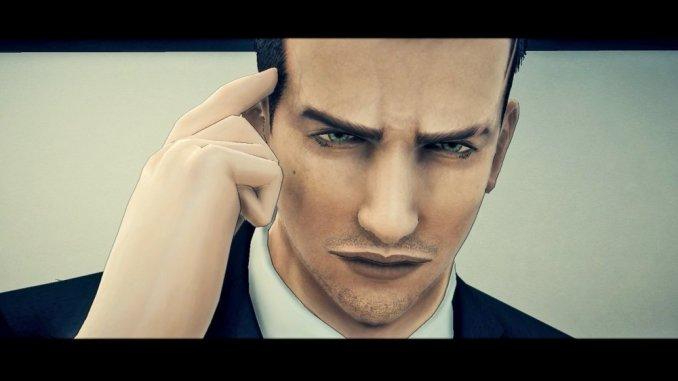 """Das Bild zeigt den Protagonisten aus dem Spiel """"Deadly Premonition 2"""""""