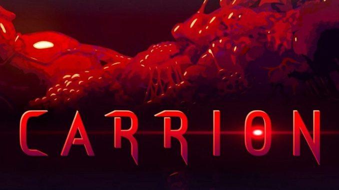 Carrion Titelbild