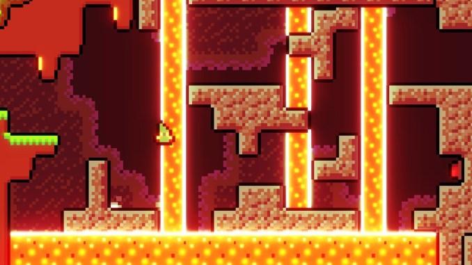 """Das Bild zeigt eine Szene aus dem Spiel """"Reventure""""."""
