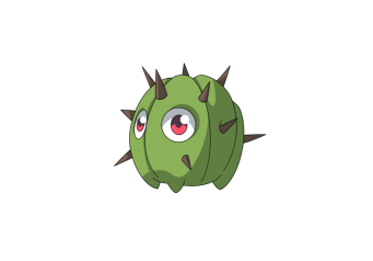 """Das Bild zeigt eine Kreatur aus """"Nexomon""""."""