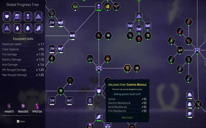"""Das Bild zeigt eine Szene aus dem Spiel """"Collapsed""""."""