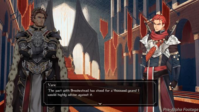 """Das Bild zeigt eine Szene aus dem Spiel """"Dark Deity""""."""