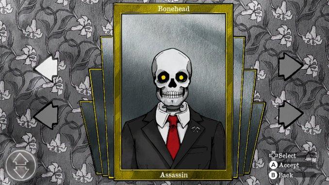 """Das Bild zeigt den Protagonisten aus dem Spiel """"Death and Taxes""""."""