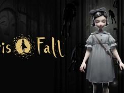"""Das Bild zeigt das Logo von """"Iris.Fall""""."""
