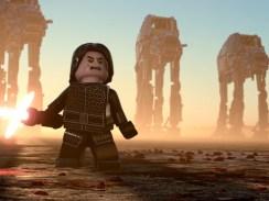 """Das Bild zeigt eine Szene aus dem Spiel """"LEGO Star Wars: The Skywalker Saga""""."""