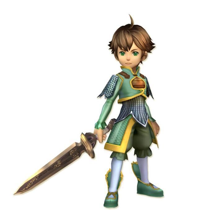Das Bild zeigt einen Skin aus dem Final Fantasy Crystal Chronicles DLC