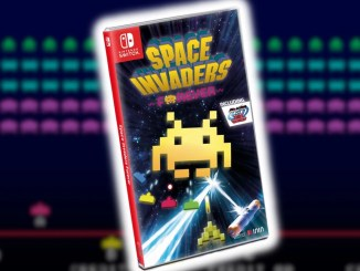 """Space Invaders Forever""Titelbild"