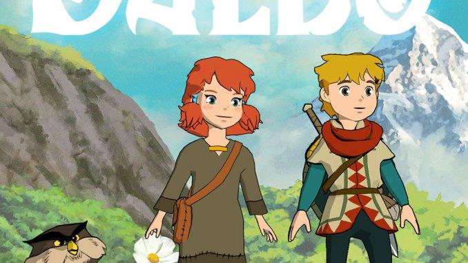 """Das Bild zeigt das Logo des Spieles """"Baldo""""."""