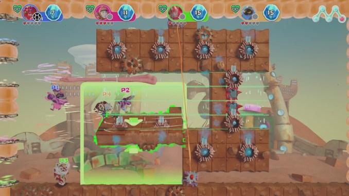 """Das Bild zeigt eine Szene aus dem Spiel """"Georifters""""."""