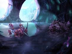 """Das Bild zeigt eine Szene aus dem Spiel """"Star Renegades""""."""