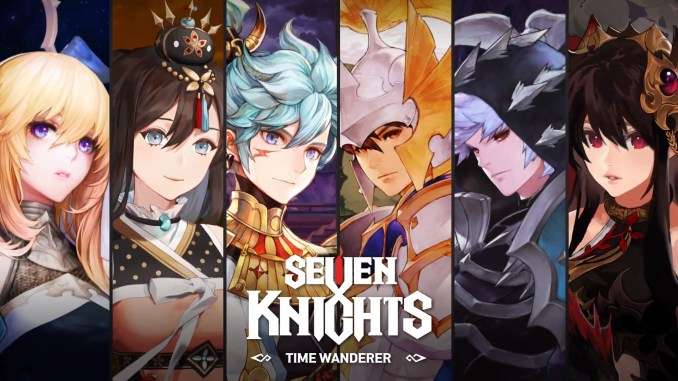 Titelbild Seven Knights