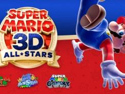 Super Mario 3D All-Stars Titelbild