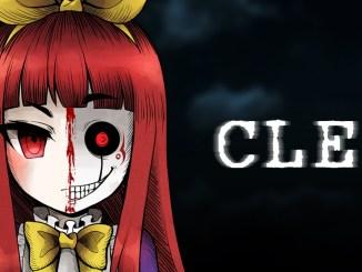 """Das Bild zeigt das Logo des Spieles """"Clea""""."""