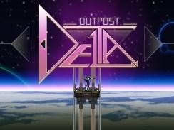 """Das Bild zeigt das Logo von """"Outpost Delta""""."""