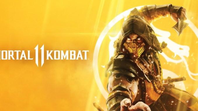 """Das Bild zeigt das Logo von """"Mortal Kombat 11"""""""
